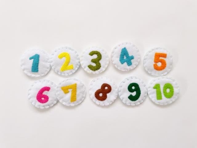 文字が数字かどうかを判別する