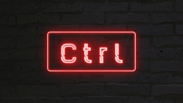 7.4 図形文字に対応する制御文字コードを返す。